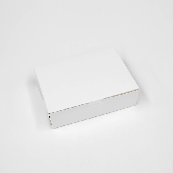 White meal boxes