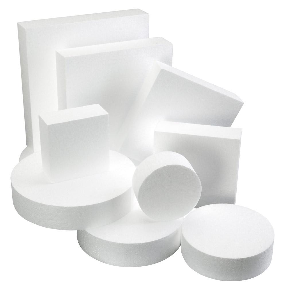 Styrofoam Cake Dummies Kitchen Elf