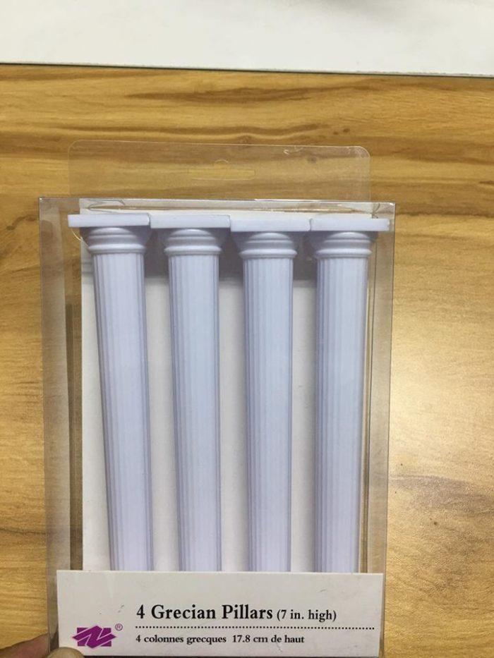 Grecian Pillars